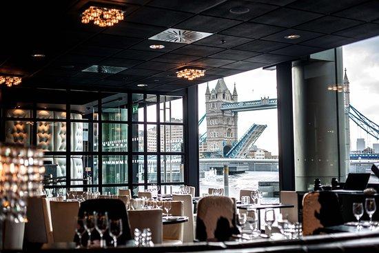 10 Restoran Mewah di London